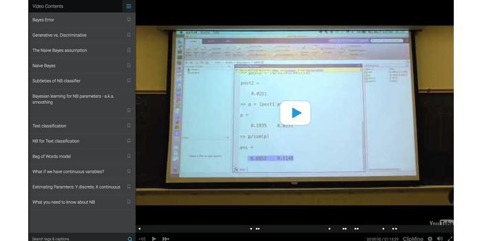 Intro to Machine Learning | ECE, Virginia Tech | Fall 2016